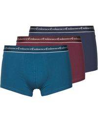 EMINENCE Business X3 Boxer Shorts - Blue