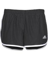 adidas Short Short Marathon 20 - Noir