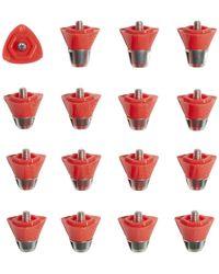 adidas Accessoire sport Crampons de remplacement adipower - Rouge
