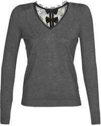 Naf Naf - Pullover MITOU LONG - Lyst