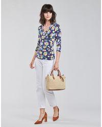 Lauren by Ralph Lauren T-Shirt Alayja - Blu