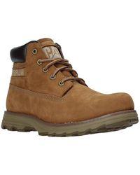 Caterpillar Boots P717819 - Marron