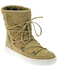 Moon Boot Zapatos esquí - Verde