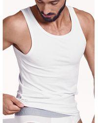 Lisca Camiseta tirantes Hércules Men Tank Top - Blanco