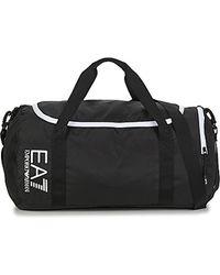 """EA7 40l Medium Sporttasche """"train Core"""" - Schwarz"""