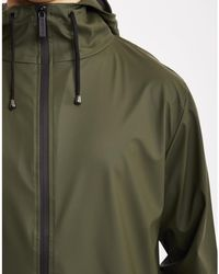 Rains | Breaker Jacket Green Men's Jacket In Green | Lyst