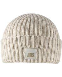 Stetson Bonnet Morton Knit Beanie 7-blanc-casse Bonnet - Neutre