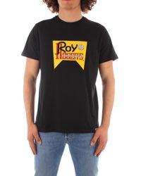 Roy Rogers P21RRX519C9300569 T-shirt - Noir