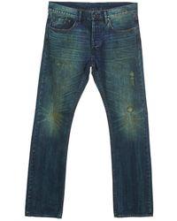 Ünkut Six hommes Jeans en bleu