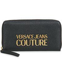 Versace Jeans Couture Geldbeutel FATEI - Schwarz