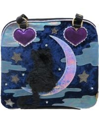 Irregular Choice - Stary Night Women's Messenger Bag In Blue - Lyst