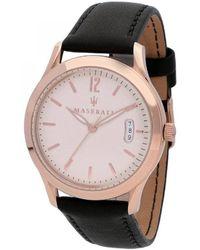 Maserati Reloj analógico UR - R8851125002 - Rosa