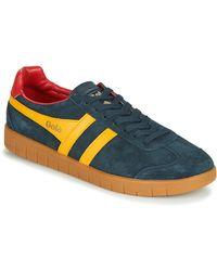 Gola Lage Sneakers Hurricane - Blauw