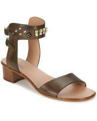 Alberto Gozzi - Tilde Women's Sandals In Green - Lyst
