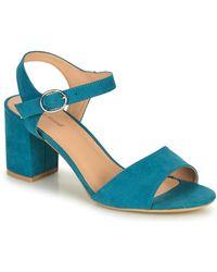 Moony Mood Sandales - Bleu