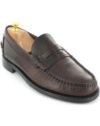 Sebago Classic marron Chaussons