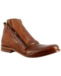 Leonardo Shoes Laarzen 2580/120 Papua Cuoio - Bruin
