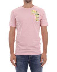 Jack & Jones - Jack Jones 12136539 CUBE TEE T-shirt - Lyst