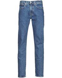 Levi's Straight Leg Jeans 502 TAPER - Blau