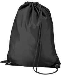 Bagbase BG5 garcons Sac de sport - Noir