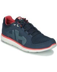 Helly Hansen Chaussures AHIGA V4 HYDROPOWER - Bleu