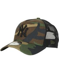 KTZ Pet Clean Trucker New York Yankees - Groen