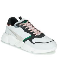 Serafini Lage Sneakers Oregon - Wit