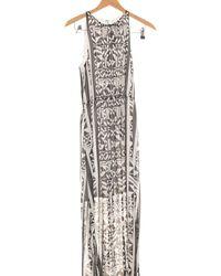 H&M Robe Longue 34 - T0 - Xs Robe - Noir