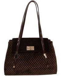 Loeds - Maribel Bolso Women's Shoulder Bag In Brown - Lyst