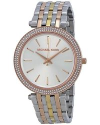 MICHAEL Michael Kors - - Mk3203 - Rose Women's Analogue Watches In Other - Lyst