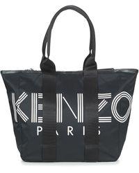 KENZO Sport Tote Bag Handbags - Black