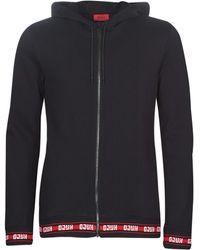 HUGO Sweater Daple 202 - Zwart