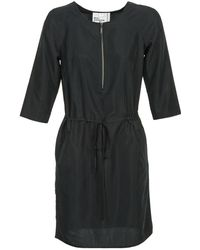 S.oliver - Pascagoula Women's Dress In Black - Lyst