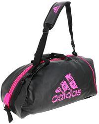 adidas Sac de sport Sac sport m noir rose