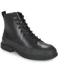 Camper Laarzen Pix - Zwart