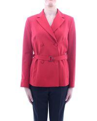 Beatrice B. 18FA3608P165 femmes Veste en rouge