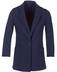 Benetton - Mediza Women's Jacket In Blue - Lyst