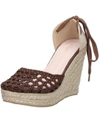 Brigitte Bardot - Bj262 Campesino Shoes Women's Espadrilles / Casual Shoes In Brown - Lyst