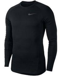 Nike Therma Pro Warm - Nero