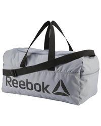 Reebok DU2886 Sac de sport - Gris
