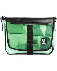 Vaho - Frodo M Across Body Bag Accessories Verde Women's Shoulder Bag In Green - Lyst