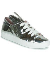 Minna Parikka Lage Sneakers All Ears - Metallic