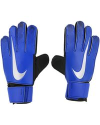Nike Gs3370 gant gardien goal Gants - Bleu