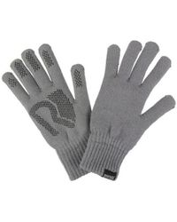 Regatta Balix Gloves Mixed Gloves - Gray