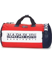 Napapijri Hering Travel Bag - Red