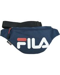 Fila Hüfttasche Waist Bag Slim 685003-170 - Blau