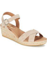 963cd60a5f4 Giorgia Women's Sandals In Beige - Natural