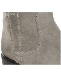 Manas Bottines Boots - Gris