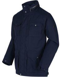 Regatta Eneko Waterproof Insulated Jacket Blue