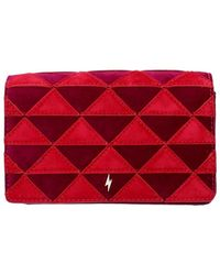 PAULS BOUTIQUE London Pbn127870 Pouch - Red